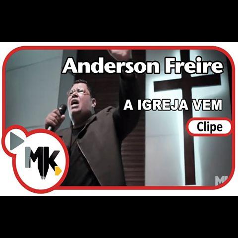 10convert Anderson-Freire-A-Igreja-Vem-Clipe-oficial-MK-Music-em-HD v3tM-jd8CrU