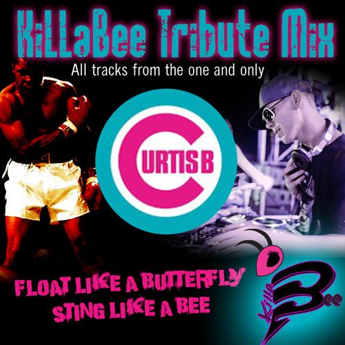 ภาพปกอัลบั้มเพลง Float Like a ButterFly Sting Like a B (Curtis B Tribute)