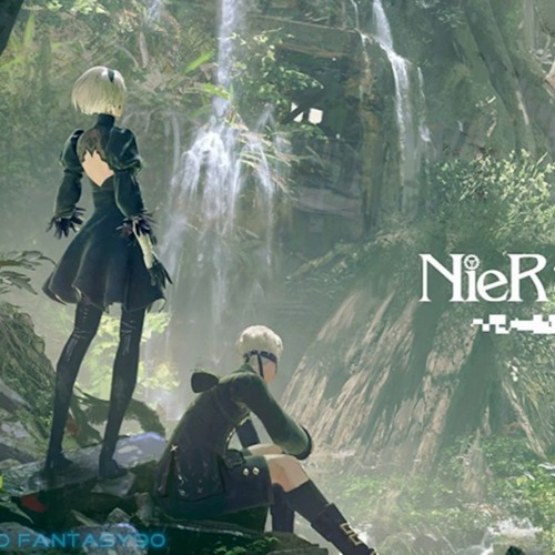 Nier Automata Original Soundtrack Disc 1 - 08. A Beautiful Song - 美シキ歌