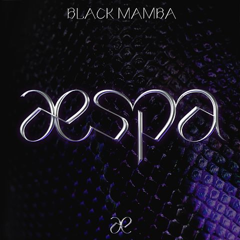 ภาพปกอัลบั้มเพลง aespa-black-mamba-lyrics-eseupa-black-mamba-gasa-color-coded-lyrics