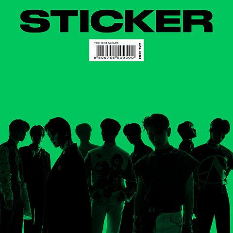 ภาพปกอัลบั้มเพลง 015 NCT 127 - Lemonade