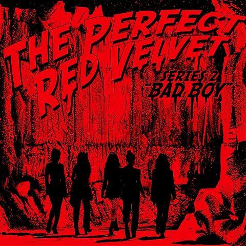 ภาพปกอัลบั้มเพลง Red Velvet (레드벨벳)-01-Bad Boy-The Perfect Red Velvet - The 2nd Album Repackage-128
