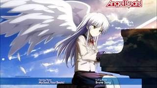 Angel Beats - Opening Song Full - My soul Your Beats