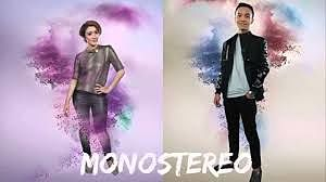 MONOSTEREO - With Or Without You & Seindah Biasa (Audio) - The Remix NET (convert-video-online)