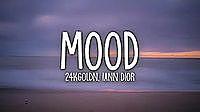 ภาพปกอัลบั้มเพลง 24kGoldn - Mood